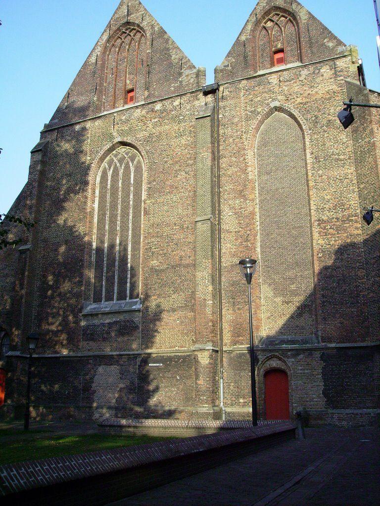 Antica Chiesa dei domenicani (oggi sconsacrata), dove è sepolto il Beato Alano della Rupe