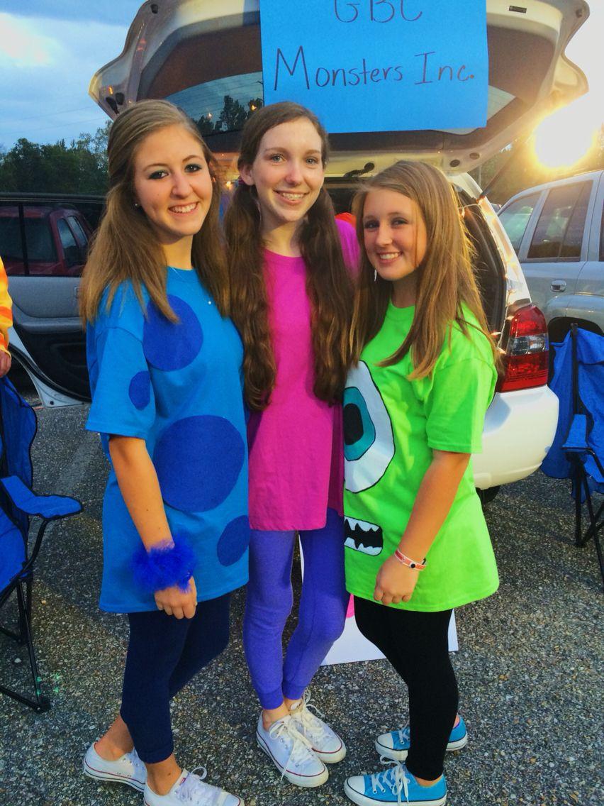 Best Friends Costume Hoco Spirit Week Pinterest