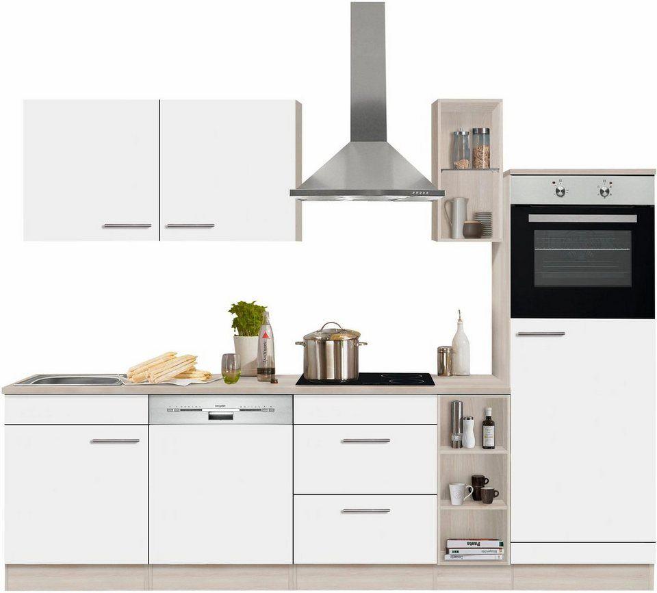 OPTIFIT Küchenzeile »Kalmar«, ohne EGeräte, Breite 270 cm
