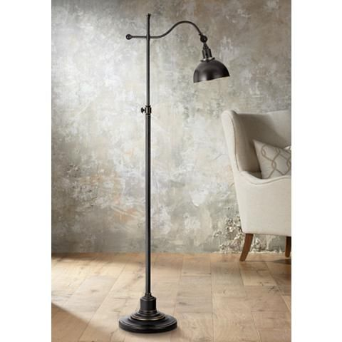 Portico oil rubbed bronze adjustable pharmacy floor lamp style portico oil rubbed bronze adjustable pharmacy floor lamp style 6t684 pharmacy oil rubbed bronze and floor lamp aloadofball Choice Image