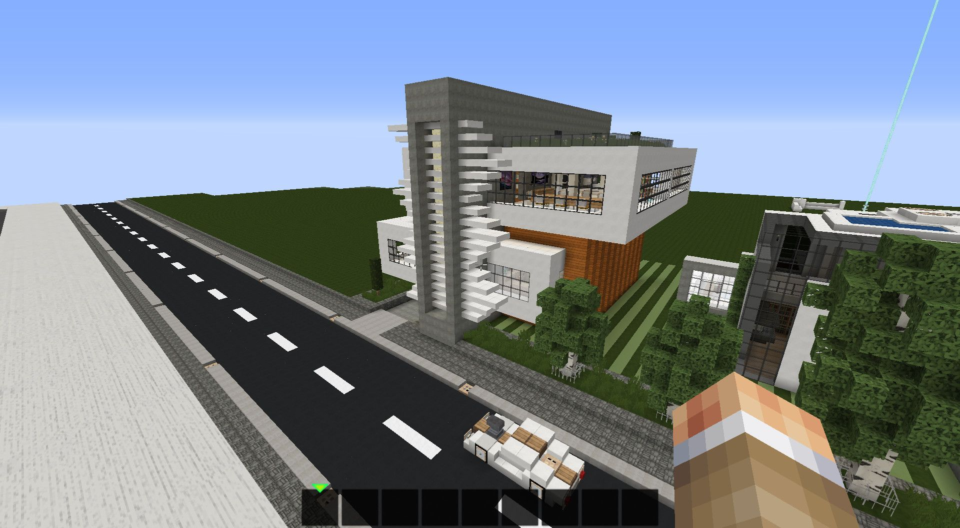 Minecraft Cruise Ship Terminal (full interior) + Download ...