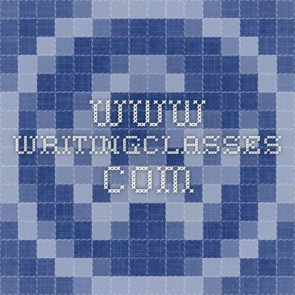 www.writingclasses.com