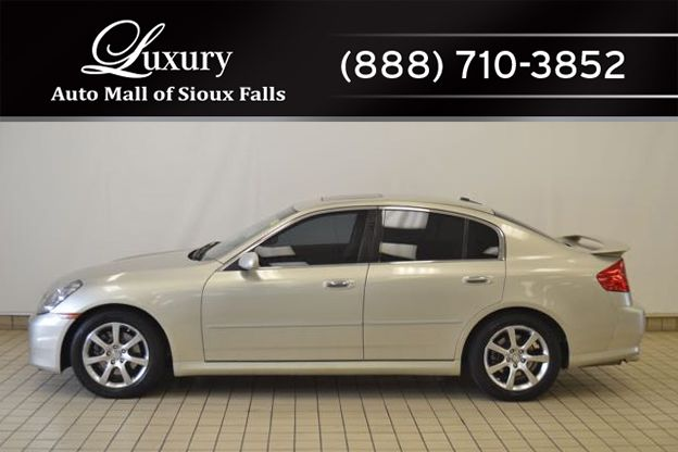 Used 2005 Infiniti G35 For Sale   Sioux Falls SD