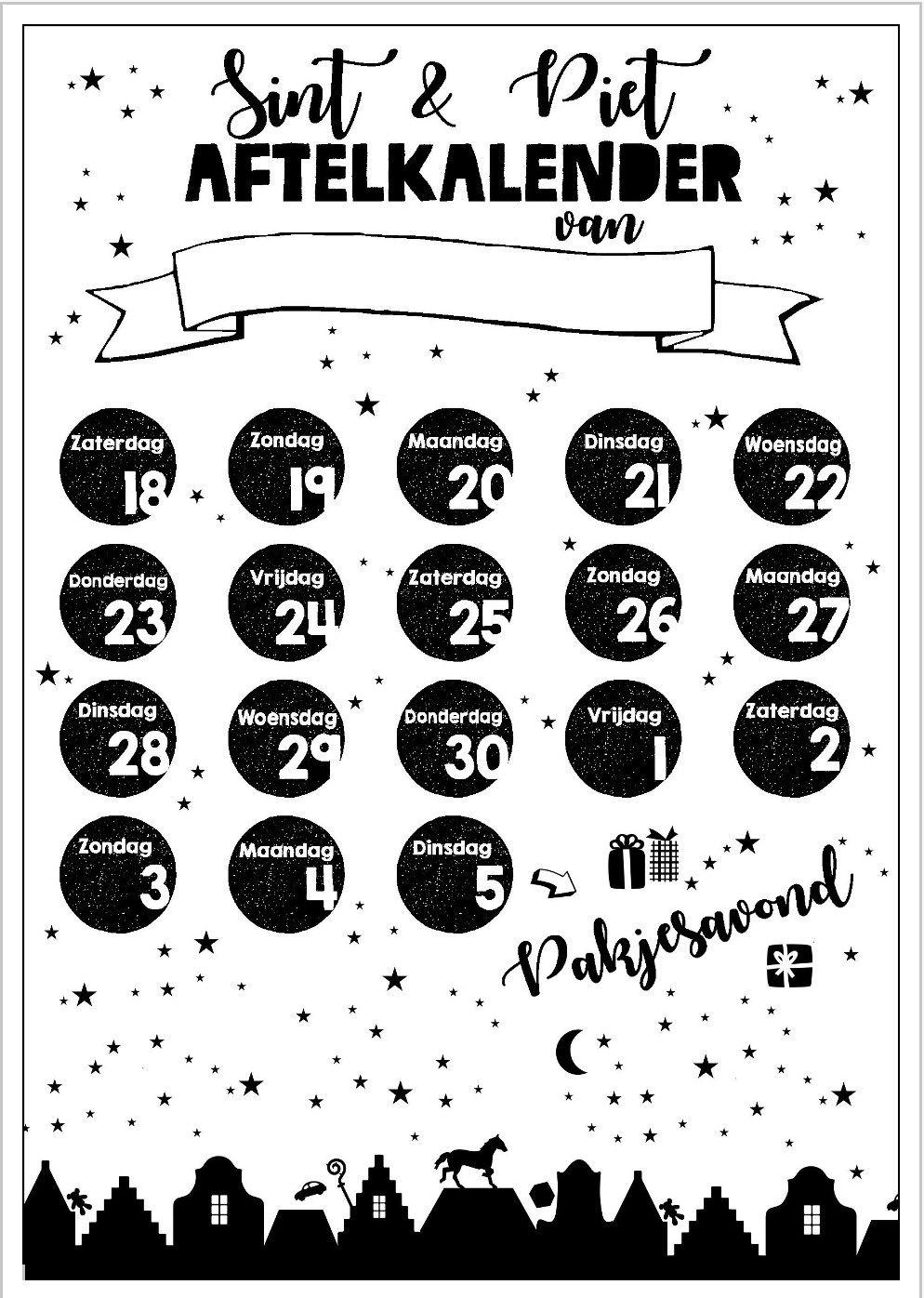 rapia abang tuo11 lijdenstijd kalender kleurplaat