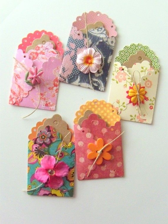 Mini Envies Gifts Paper Crafts Paper