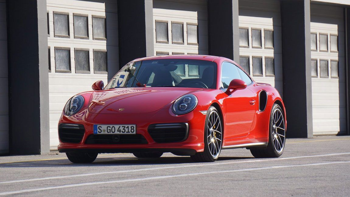 Supertest 2016: Porsche 911 Turbo S