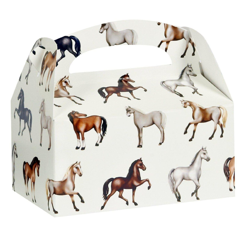 Amazon.com: Ponies Empty Favor Boxes (4): Toys & Games