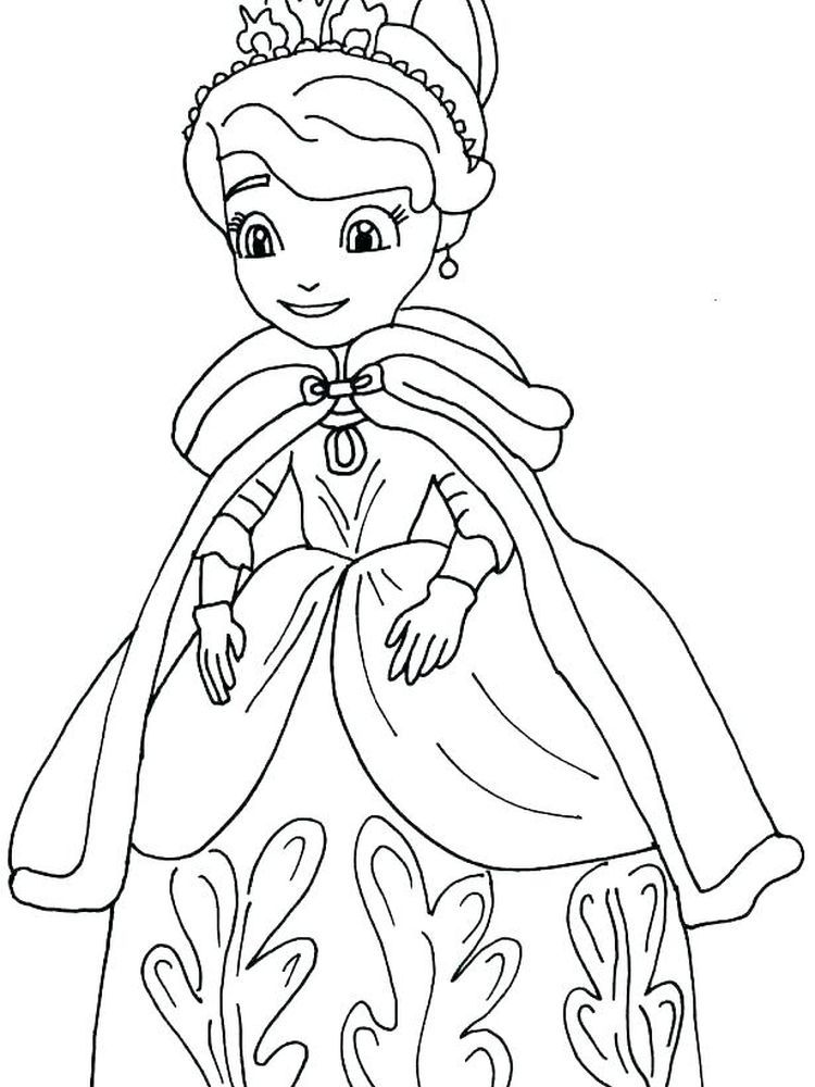 Fun Coloring Pages Princesses Below Is A Collection Of Beautiful Princesses Colorin Princess Coloring Pages Disney Princess Coloring Pages Poppy Coloring Page