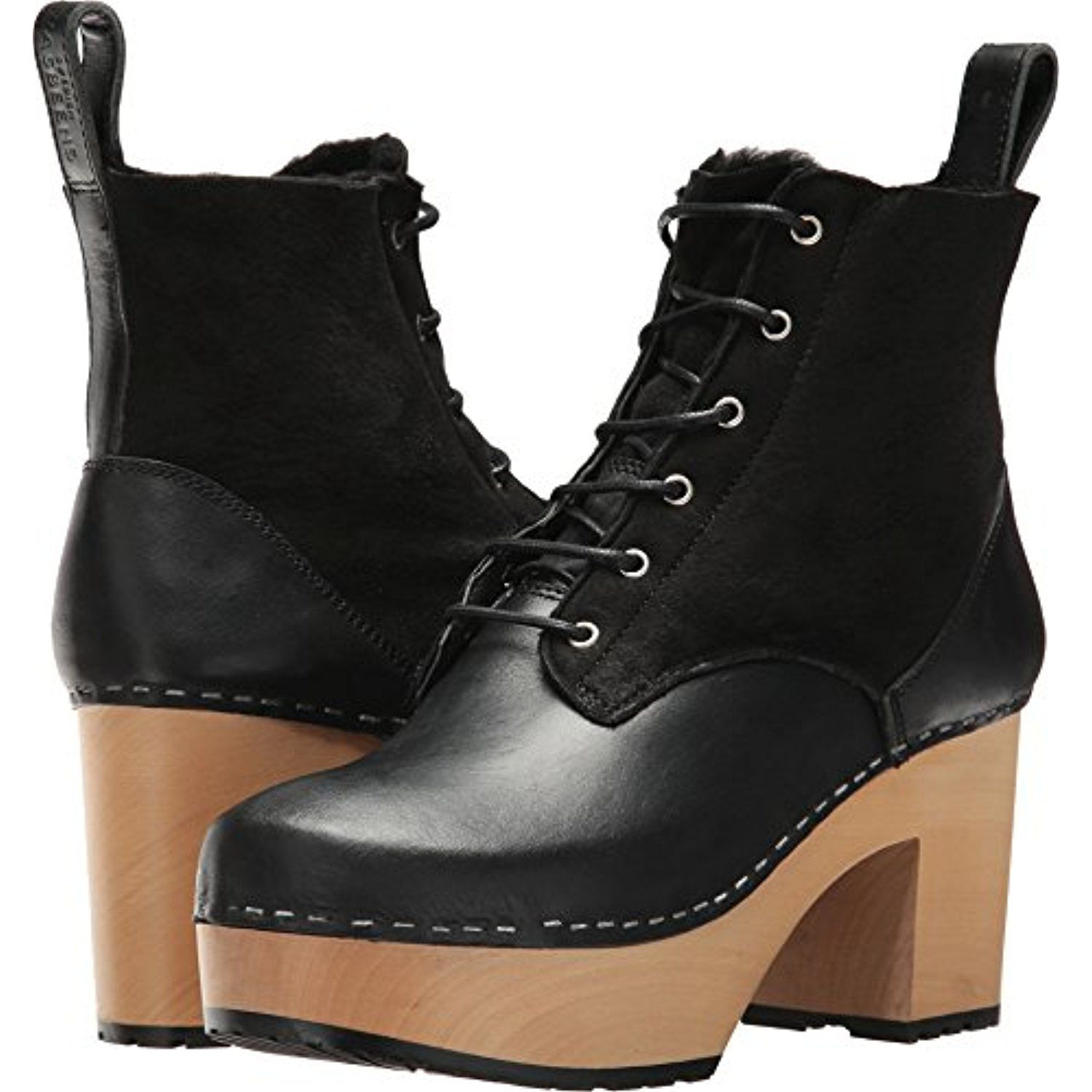 Women's Hippie Lace up Ankle Boot