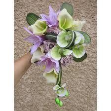 bouquet de mariée orchidée - Recherche Google
