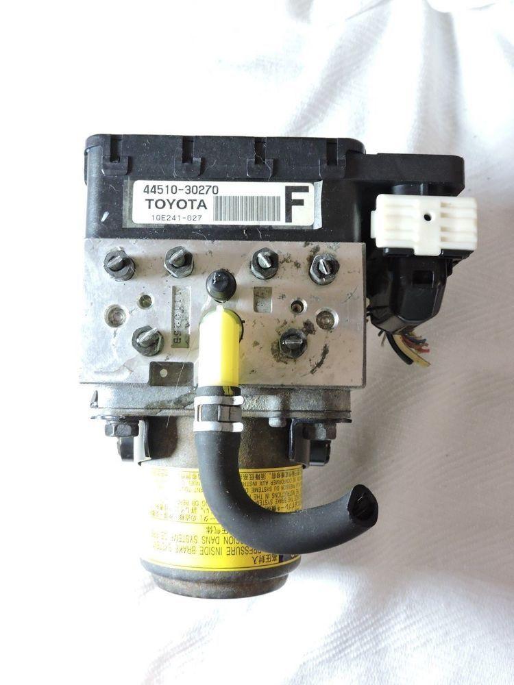 07 11 Toyota Camry Hybrid Abs Module 44510 30270 Hydraulic Anti Lock Pump Oem Toyotaoem