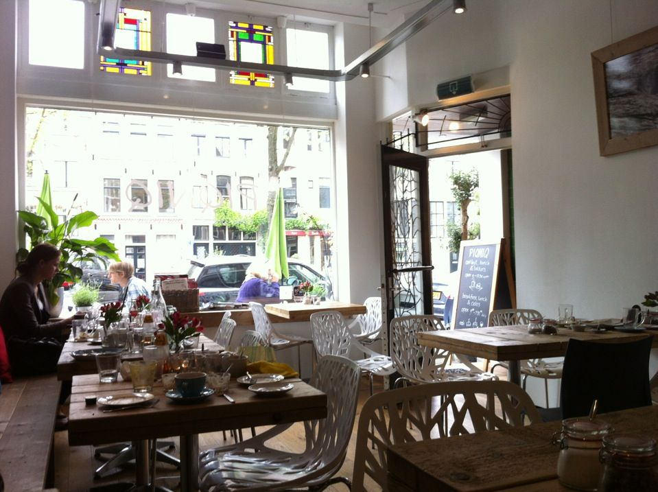 Piqniq In Amsterdam Noordholland Good Breakfast And Lunch Place Cool French Word For Dining Room Design Ideas