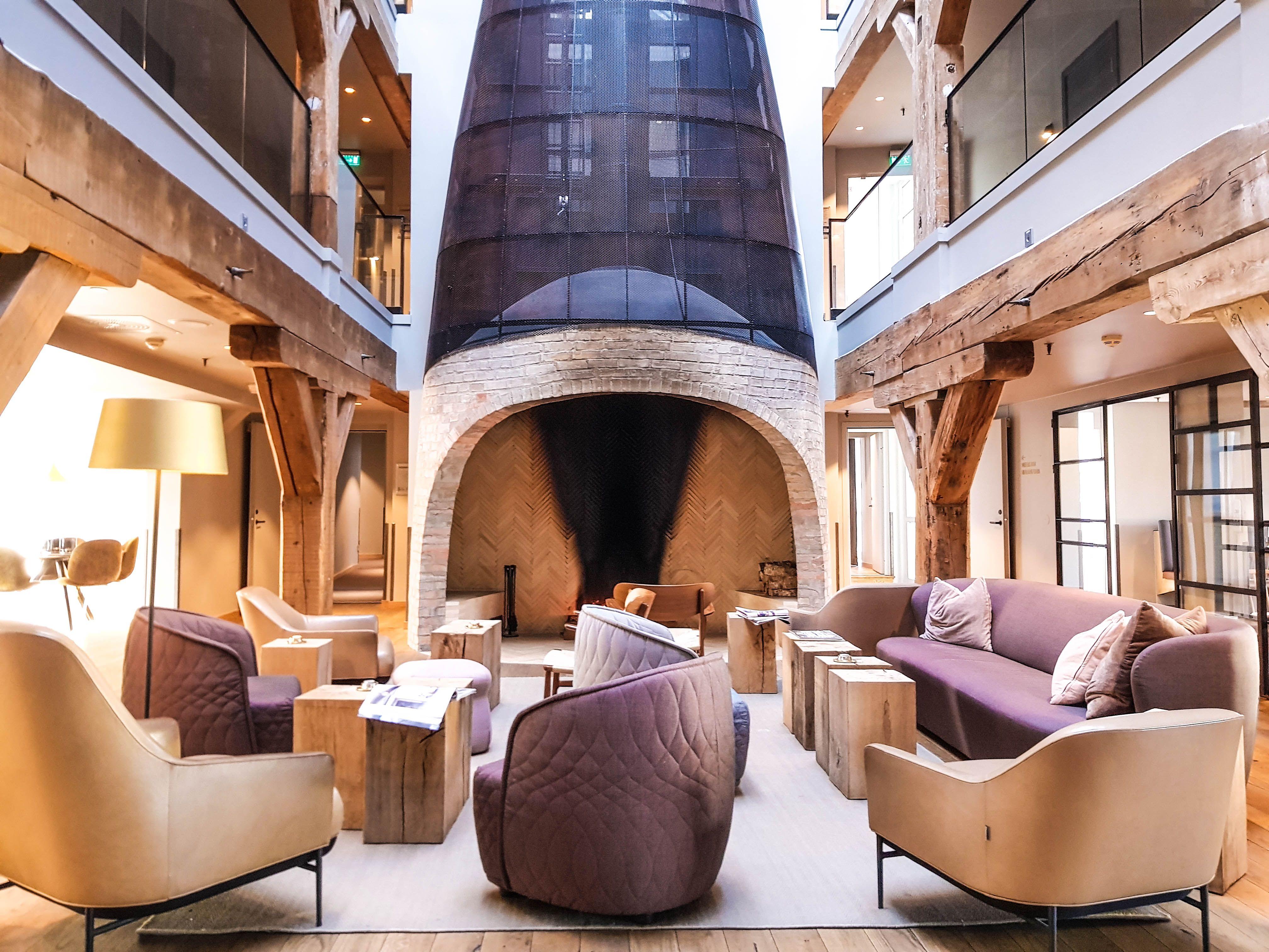 Hotel Brosundet In Alesund Norway Hotel Alesund Places In Europe