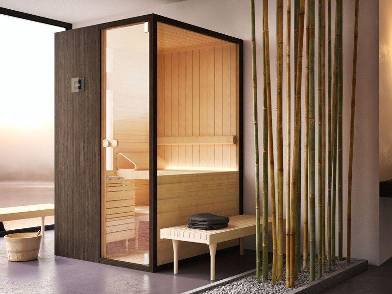 Galleria foto - Cabine doccia con sauna e bagno turco Foto 18  Architettura  Spa  Wellness ...