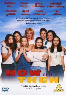 Really. All Demi moore movie teen