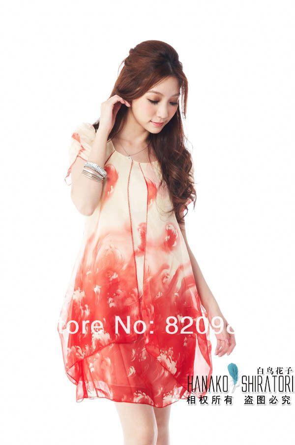 New chiffon dress gorgeous new dream $16.00