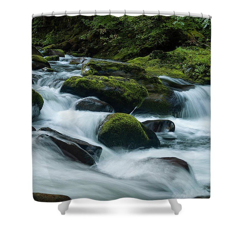 The Clackamas River Makes Its Way Through The Beautiful Oregon Cascades Oregon Rivers Wat Curtains For Sale Curtains With Rings Mount Hood National Forest