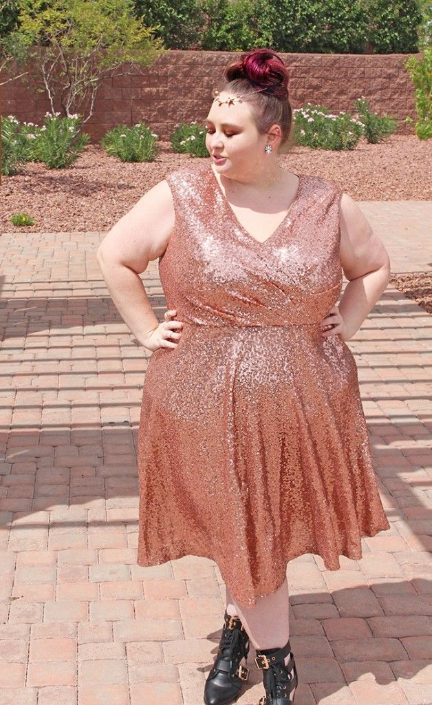 Styling Glam Plus/Curvy Event Dresses from Sydney's Closet