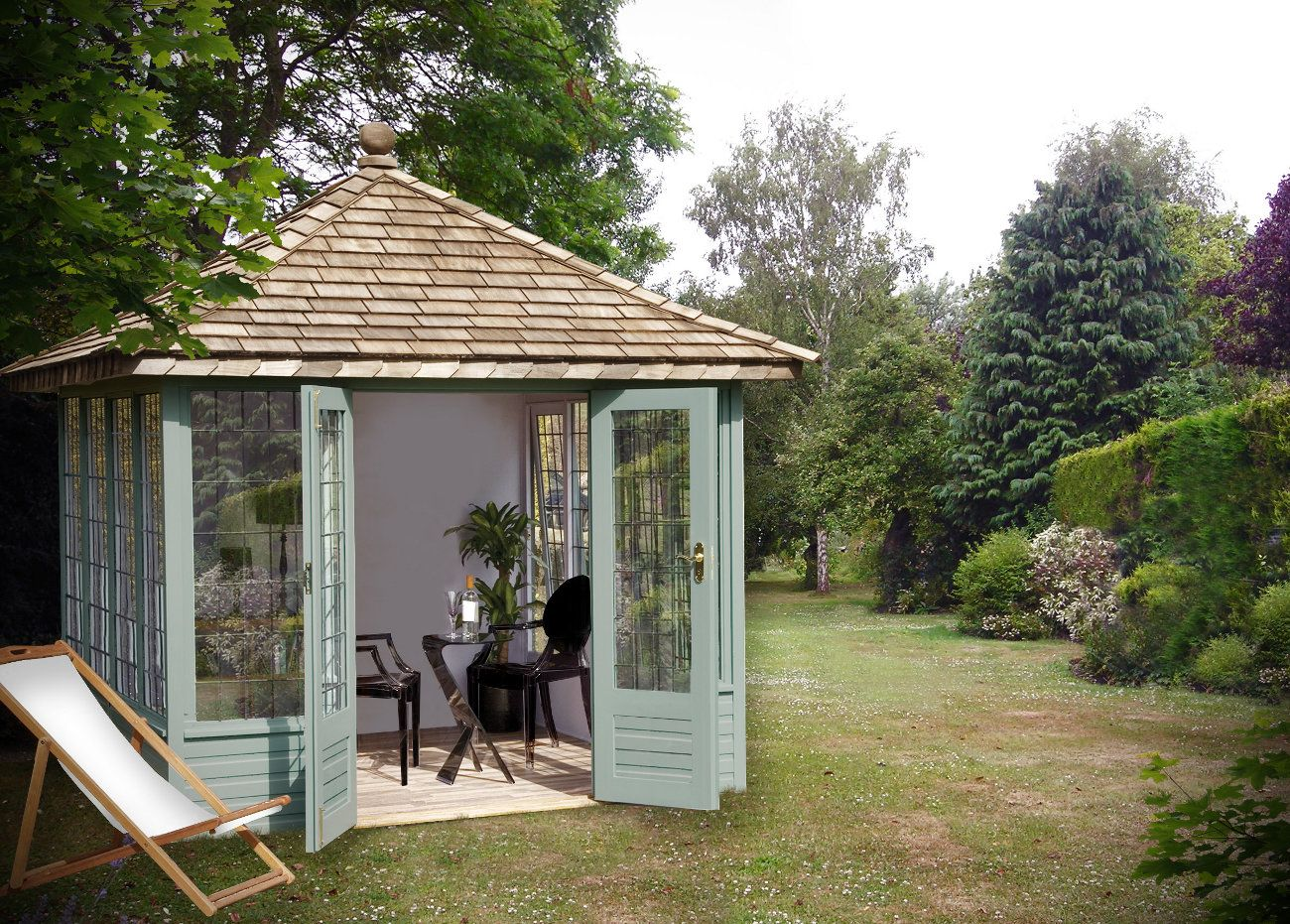 Garden Summerhouses Blog | Summer house design, Summer ...