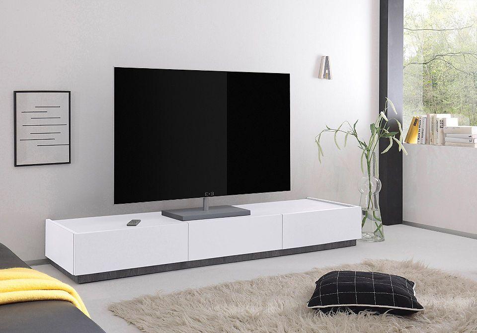TV-Lowboard »Zela« mit 3 Schubladen, Breite 184 cm Jetzt bestellen