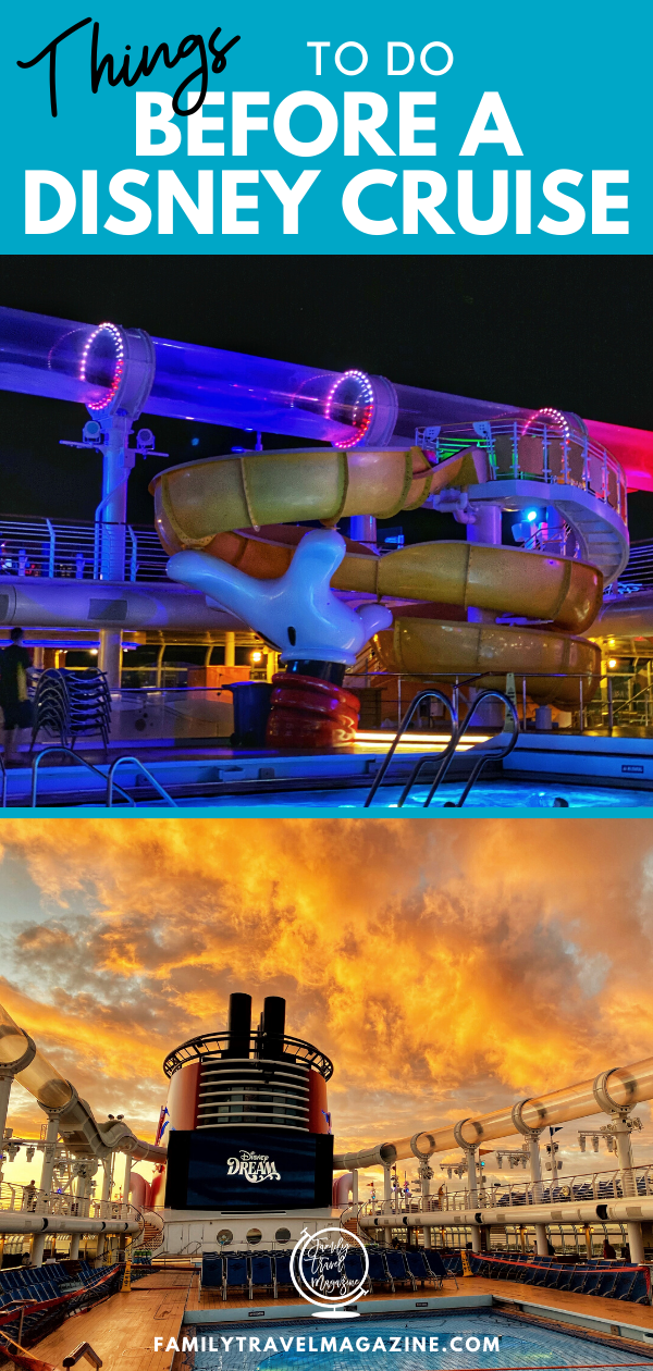 Photo of Things To Do Before a Disney Cruise