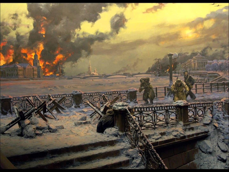 Ленинградская битва фото