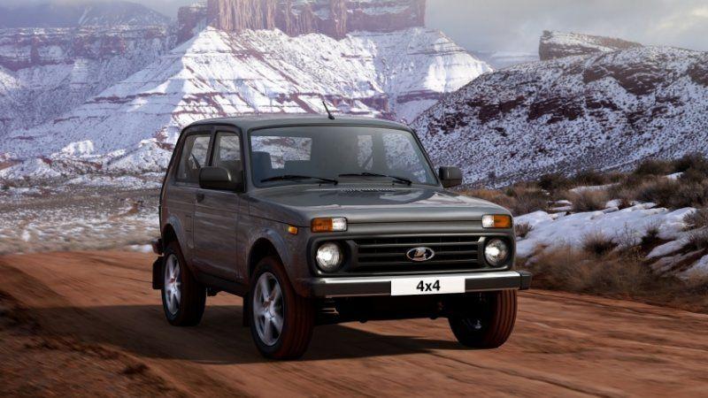 2020 Lada Niva Gets Improved Interior New Suv Niva Automotive News