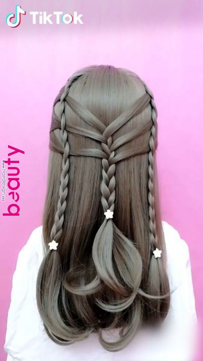 Tiktok Funny Short Videos Platform Hair Styles Hair Videos Unique Hairstyles