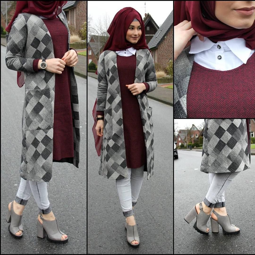 "Turbo Hemd und Blazer Online www.misselegance.de "" | hijab | Pinterest  BI32"