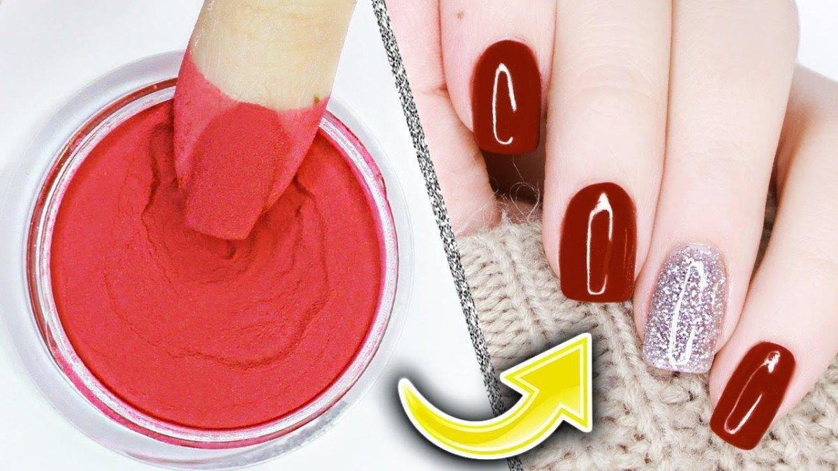 Dip Powder Your Nails Perfectly!   Beauty nails