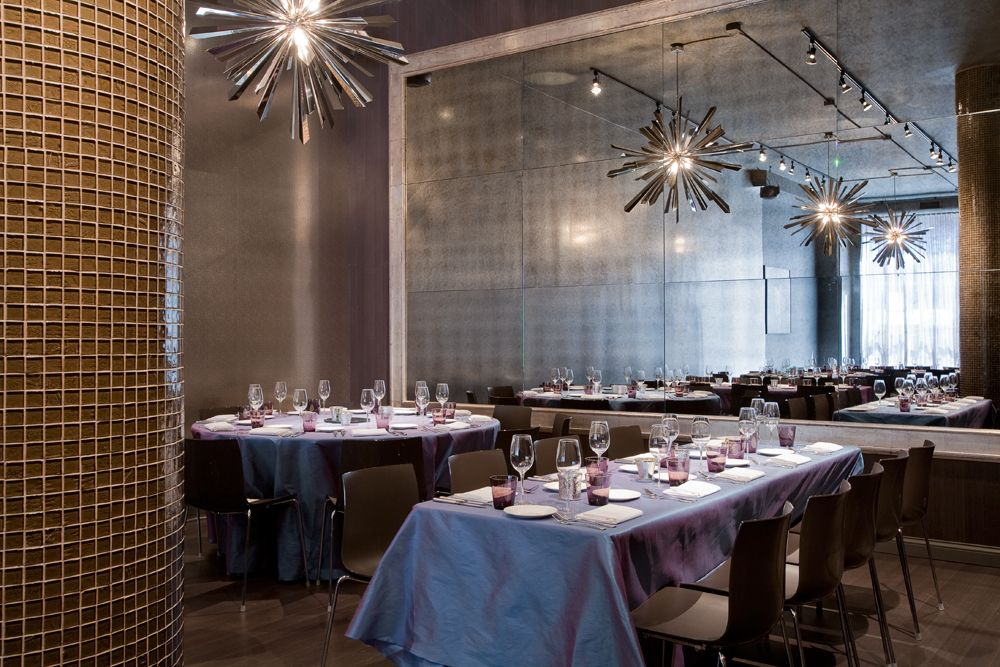 Sepia, Private Dining Room, Chicago IL