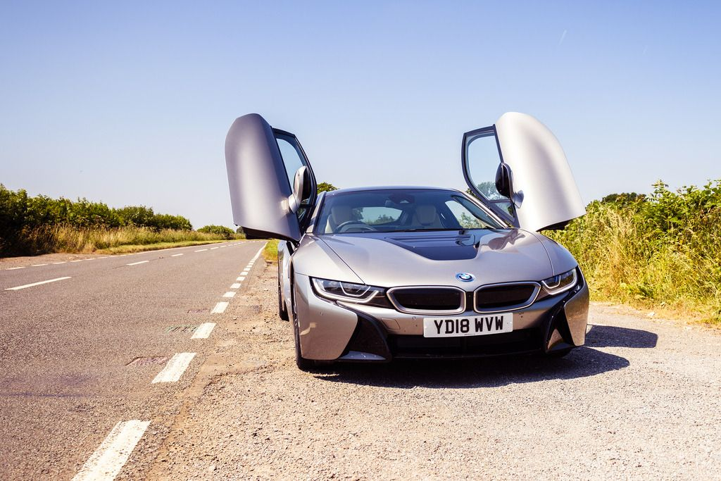 """Summer In An I8""""Fuji X-T2, 10-24 f4, BMW i8 Coupe&rdquo... -"""
