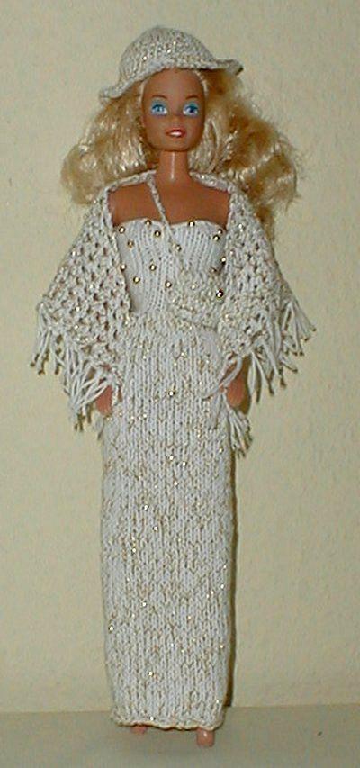 Barbie Dress 03 | Barbie clothes | Pinterest | Barbie, Muñecas y ...