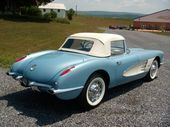 1960 Chevrolet Corvette for sale – Classic car ad from CollectionCar.com. –