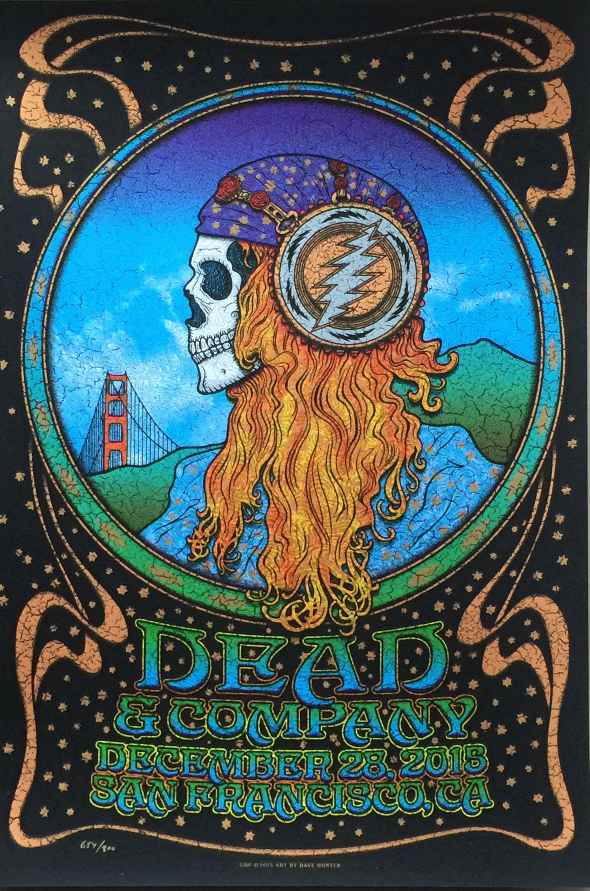 Dead & Company - December 28, 2015 - Bill Graham Civic, SF ...