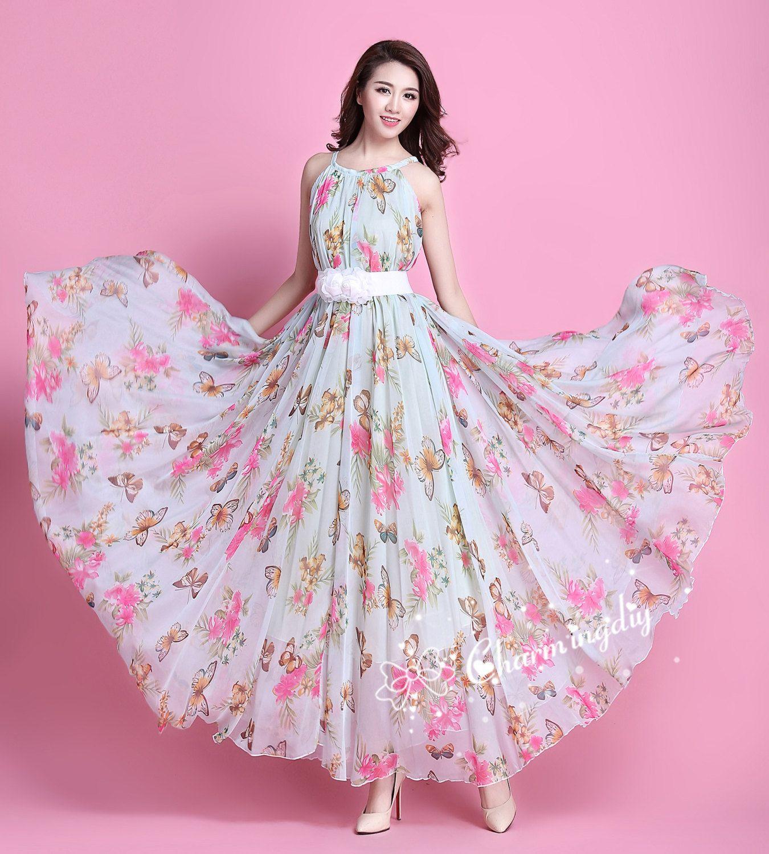 Beautifully. | Moda | Pinterest | Vestiditos, Vestido largo y ...