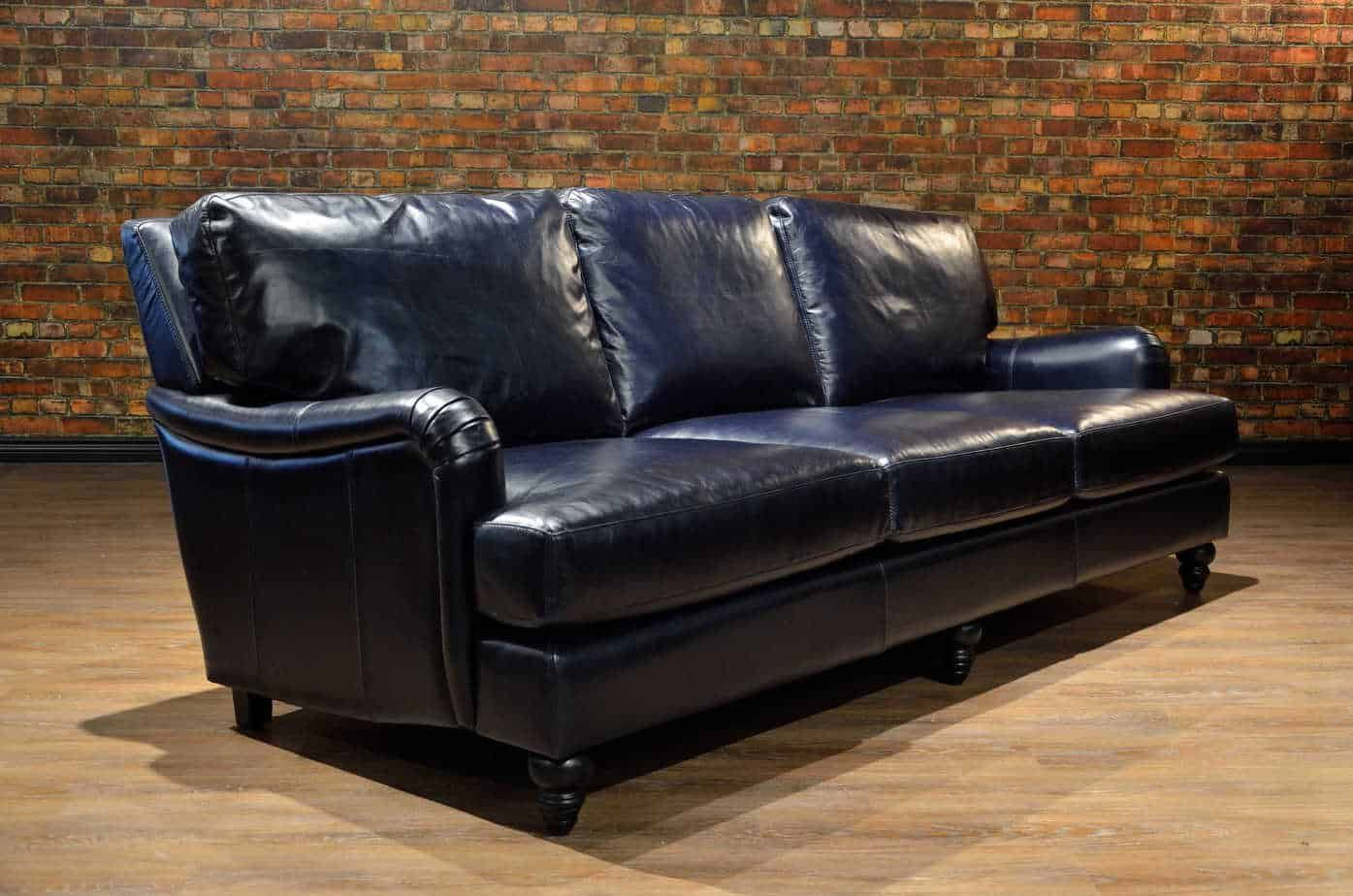 Today S Feature The Old English Leather Sofa Available As A Sofa Love Seat And Chair Down Fill Standard In 2020 Leather Sofa Leather Sofa Sale Leather Furniture