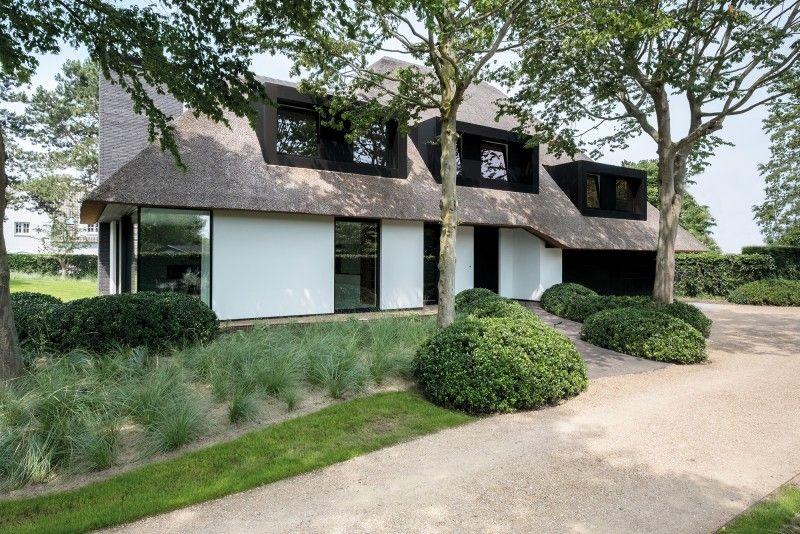 Home Sweet Home Impressionant Met Riet En Mondriaan Huis Buitenkant Buitenkant Huis Architectuur Huis