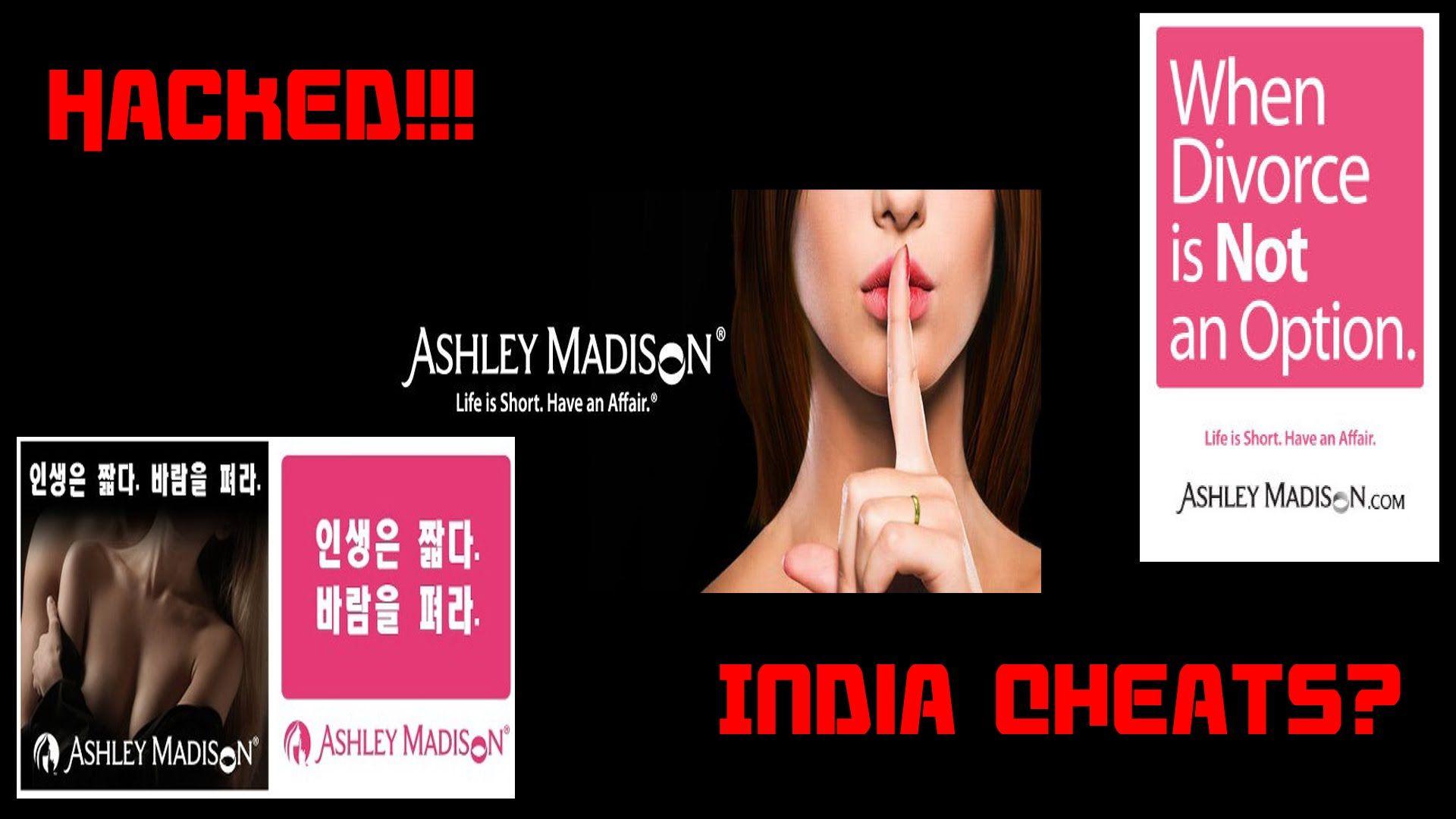 News - India Cheats? | Ashley Madison