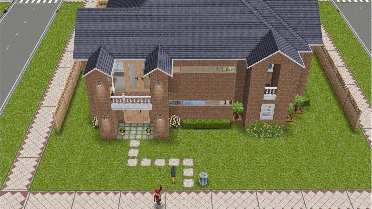 The Sims FreePlay House Tour - YouTube  Sims freeplay houses