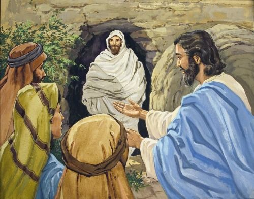Pin On Bible Paintings