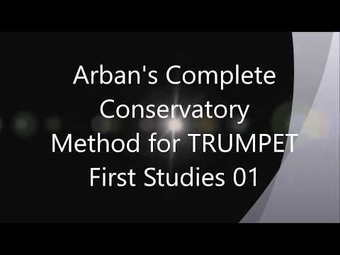 Arbans complete conservatory method for trumpet 1 first studies arbans complete conservatory method for trumpet 1 first studies fandeluxe Image collections