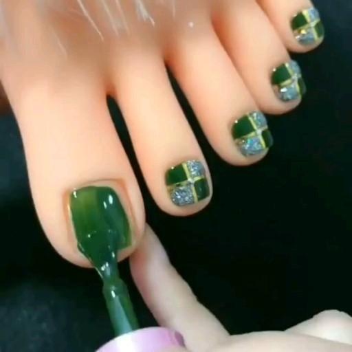 Love nail - fun craft