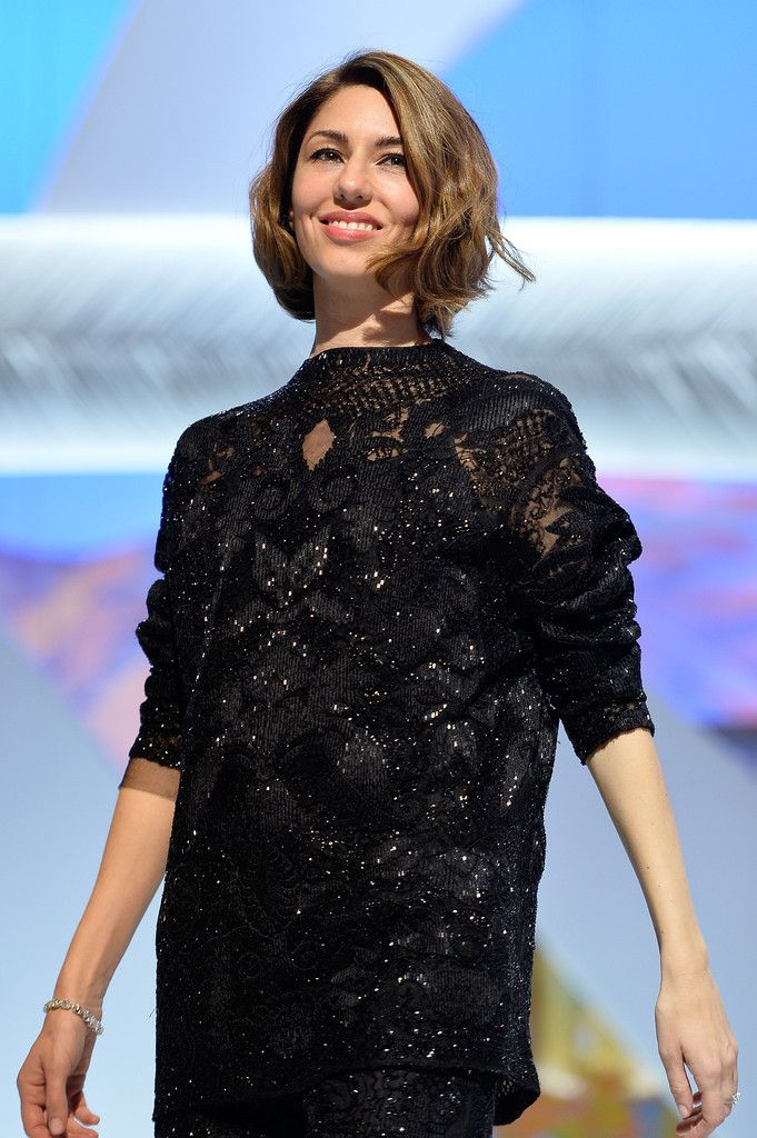 """Sofia Coppola attends the Opening ceremony and the """"Grace of Monaco"""" Premiere during the 67th Annual Cannes Film Festival on May 14, 2014 in Cannes, France."""