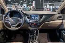 Hyundai Accent 2018 Interior