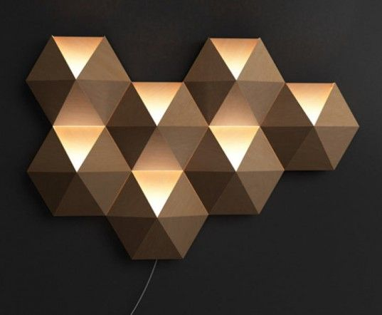 NBT Studio's Ambihive is a LED Lamp and Sound System Packed