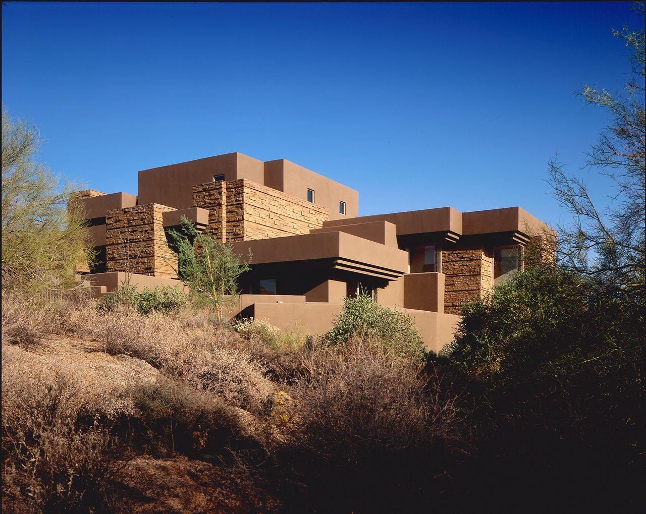 Design house desert