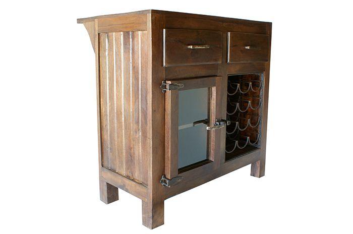 Milán. Mueble auxiliar de tipo isla para utilización en cocinas de ...