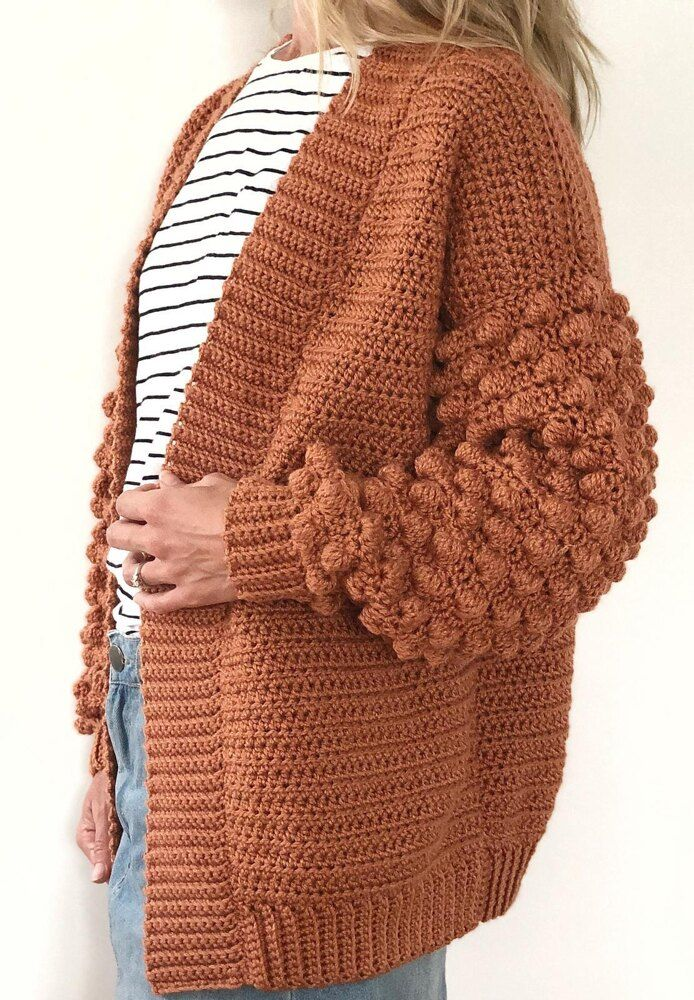 Poet Cardigan Crochet Pattern By Little Golden Nook In 2021 Crochet Cardigan Pattern Crochet Cardigan Crochet Clothes