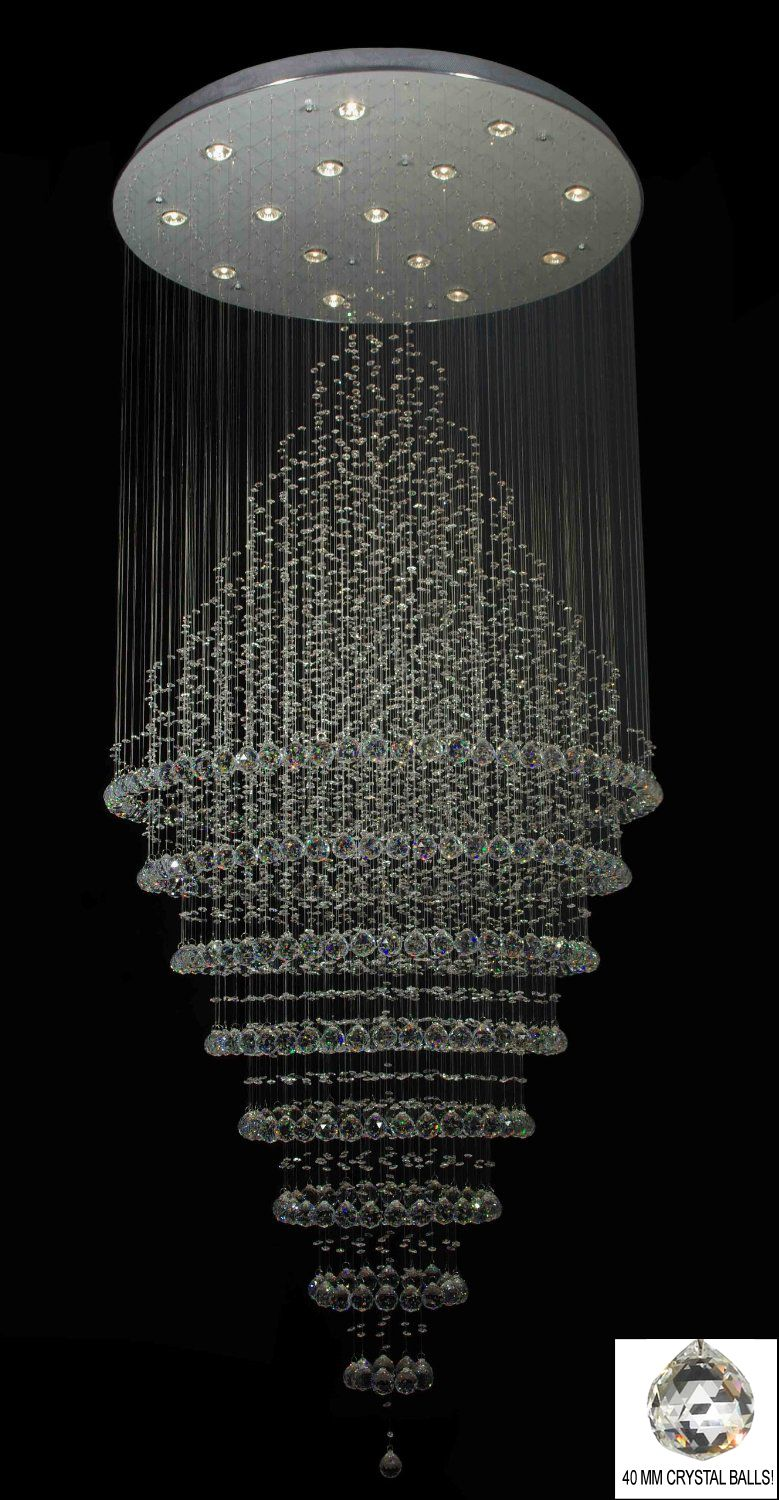 G902 b66874 16 gallery modern contemporary light fixtures modern contemporary chandelier rain drop chandeliers h w ov arubaitofo Image collections